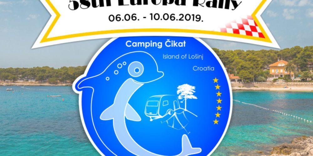 LAC – Rallye EUROPE-CROATIE 2019