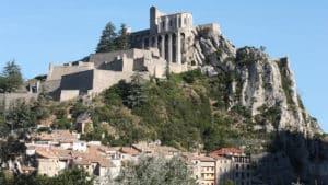 LR - Sisteron en Provence
