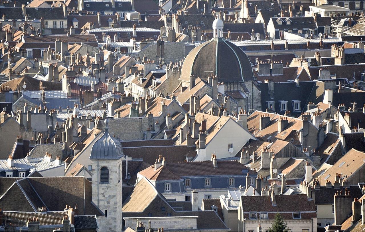 BFC – S19-020 – Visite d'un quartier de Besançon