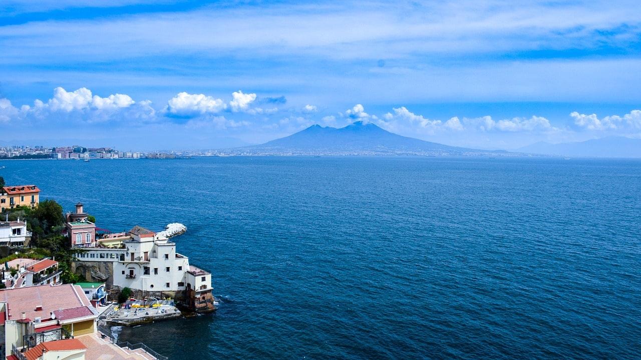 RA – S19-043 – A la découverte du golf de Naples (Pompéi, Capri, Naples, côte amalfitaine en bateau)