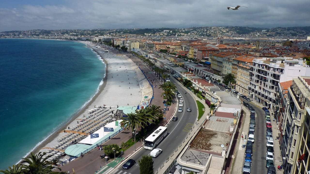 PACA – S19-105 – Nice et ses environs