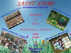 IDF - S21-075 - Balade en pays de Bray, les dix ans de la ferme de la source à Saint-Saire (76)