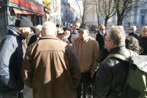 BFC - S19-020 - Visite d'un quartier de Besançon