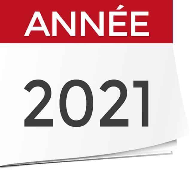 CVDL – SORTIES 2021